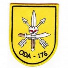 US Army A Co 3rd Bn 1st SFG Operational Det Alpha ODA -176 Patch