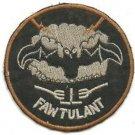 US Navy FAWTULANT Fleet All Weather Training Unit Atlantic Vintage Patch