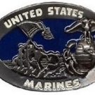 USMC United States Marines Belt Buckle