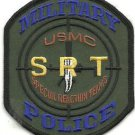 USMC MP Military Police Special Reaction Teams SRT Patch