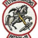 US Navy Vietnam VP-18 Patrol Squadron-18 Flying Phantoms Vintage Patch