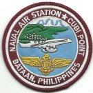USMC Naval Air Station CUBI BATAAN Philippines Patch