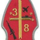 USMC 3rd Infantry Battalion 8th Marines Patch