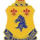 US Army 102nd Armor Cavalry Regiment Crest Patch