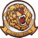 USMC VMFA-542 Fighter Attack Squadron Military Patch