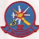 USMC 4th LAAD 4th Low Altitude Air Defense Battalion Patch