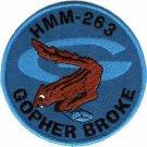 USMC HMM-263 Vietnam Helicopter Squadron Patch