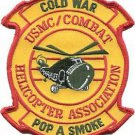USMC Combat Helicopter Association Cold War Patch