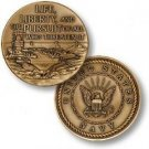 US Navy Life, Liberty, and Pursuit of All Who Threaten It Challenge Coin