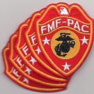 USMC United States Marine Corps FMF PAC Patch 5 for 1 price