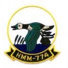 USMC HMM-774 US Marine Medium Helicopter Squadron Seven Seven Four Patch