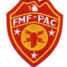 USMC Marine Corps FMF PAC Head Quarters HQ Military Patch Insignia