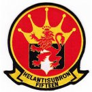 USMC HS-15 Anti-Submarine Warfare Squadron RED LIONS Patch