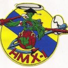USMC HMX-1 US Marine Helicopter Squadron One Military Patch THE NIGHTHAWKS Patch