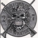 "USMC 2nd Battalion,7th Marines 6-1/4"" Back Patch Gunfighters"