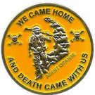 US Military Agent Orange Ranch Hand Vietnam Challenge Coin We came home death