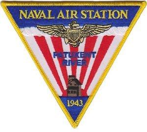 USMC NAS Patuxent River Naval Air Station Patch