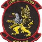 USMC HMM-266 Marine Medium Helicopter Squadron Fighting Griffins Patch