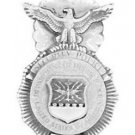USAF Security Police MP Badge Pin