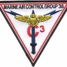 USMC MACG 38 Marine Air Control Group Patch