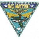 US Navy NAS Mayport Naval Station Patch