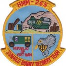 USMC HMM-265 Marine Medium Helicopter Squadron Recovery Team Patch