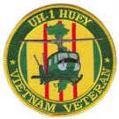 United States Army UH-1 Iroquois HU-1 Huey Vietnam Veteran Patch