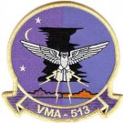 USMC VMA 513 Marine Attack Squadron Flying Nightmares Patch