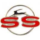 Impala SS Logo Car Emblem Pin Pinback