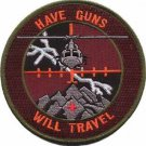 USMC HML 167 Marine Light Helicopter Squadron Have Gun Patch