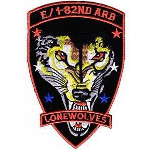 US Army 1st Squadron 82nd Aviation Attack Recon Battalion E Co Patch
