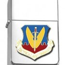 Polished Chrome Tactical Air Command (TAC) Star Lighter