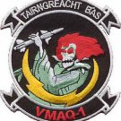 USMC VMAQ-1 Marine Tactical Electronic Warfare Squadron Banshee Patch