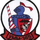 USMC VMM-365 Marine Medium Tiltrotor Squadron Patch