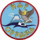 USMC  NAF Oppama Naval Air Facility Japan Patch