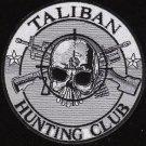 US Army Taliban Hunting Club Military Patch