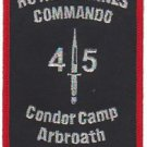 Royal Marines 45 Commando British Marines Patch (2)