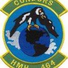 USMC HMH-464 Marine Heavy Helicopter Squadron Patch