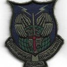 USAF North American Defense Command Aerospace Subdued Velcro Patch