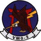USMC VMO-02 Marine Observation Squadron Orginal Patch