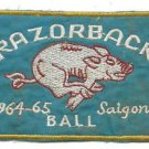 US Army 120th Assault Helicopter Company RAZORBACK 1964-65 Saigon Ball Patch