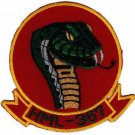 USMC HML 367 Marine Light Helicopter Squadron Patch