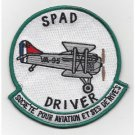 US Navy VA-95 Attack Squadron Ninety Five  - SPAD DRIVER Patch