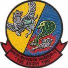 USMC VMO Marine Observation Squadron Angry Two Patch
