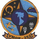 USMC VMGR-352 Marine Aerial Refueler Transport Squadron Patch