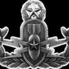 US Army EOD Master Tie Clip