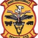 USMC MWSS-372 Marine Wing Support Squadron Patch