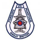 Foreign Air Force AF Great Britain F-4 Phantom II Patch