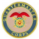 US Army Quartermaster Corps Patch