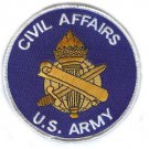 US Army Civil Affairs Patch